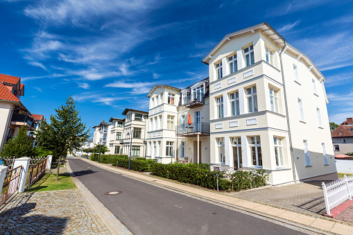 Apartments on the Baltic Sea