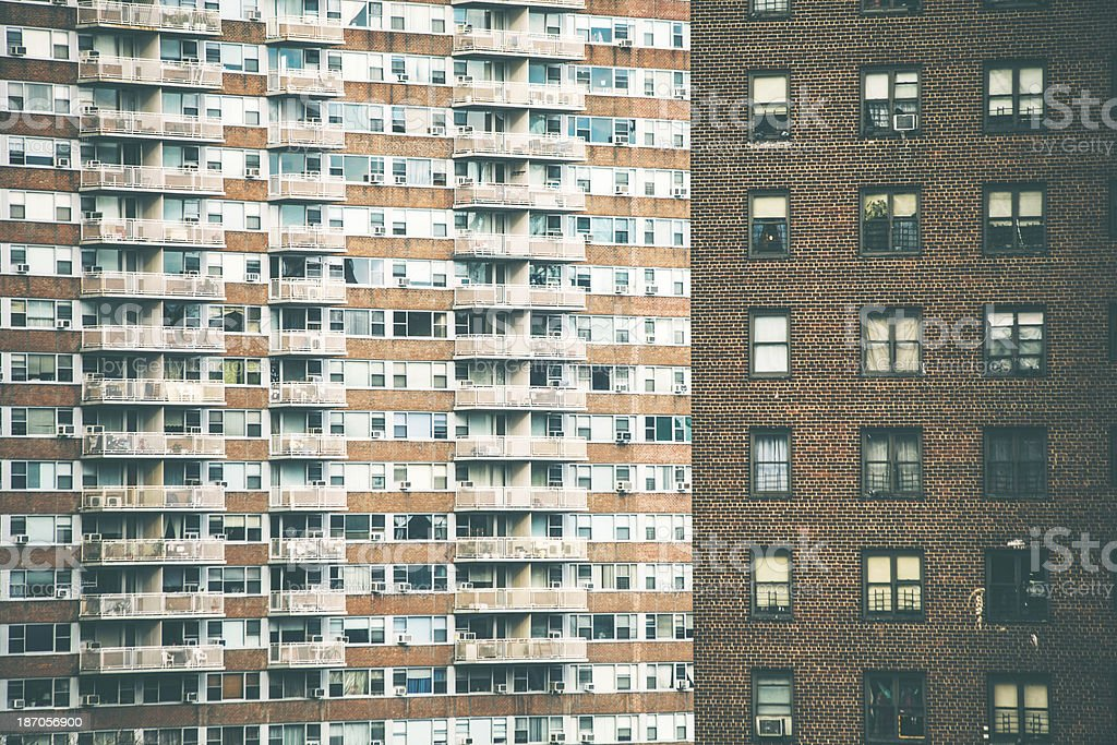 Apartments. royalty-free stock photo