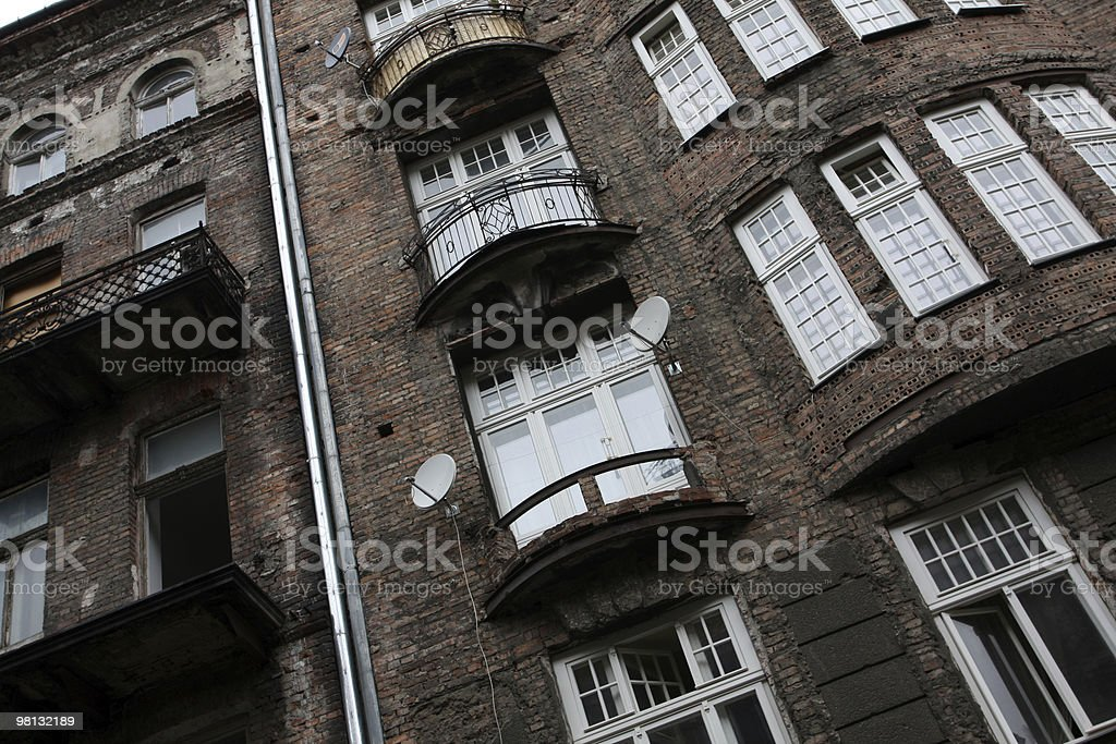 Apartments royalty-free stock photo