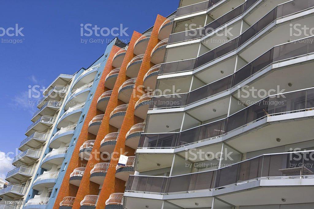 Apartments XL royalty-free stock photo