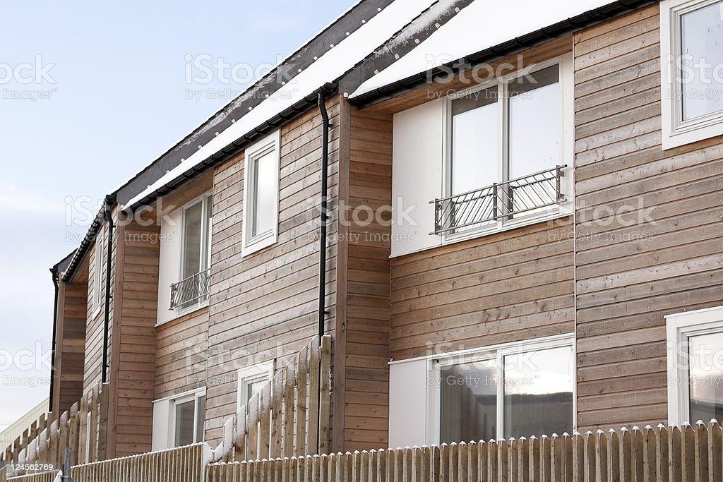 Apartments/Flats stock photo