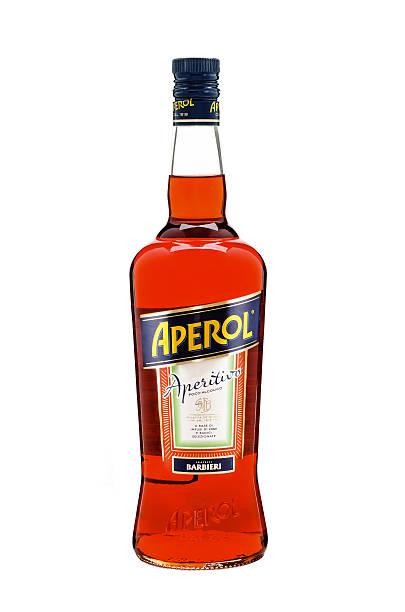 Aperol Aperitivo Liqueur stock photo