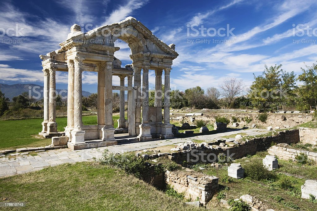 Aphrodisias stock photo