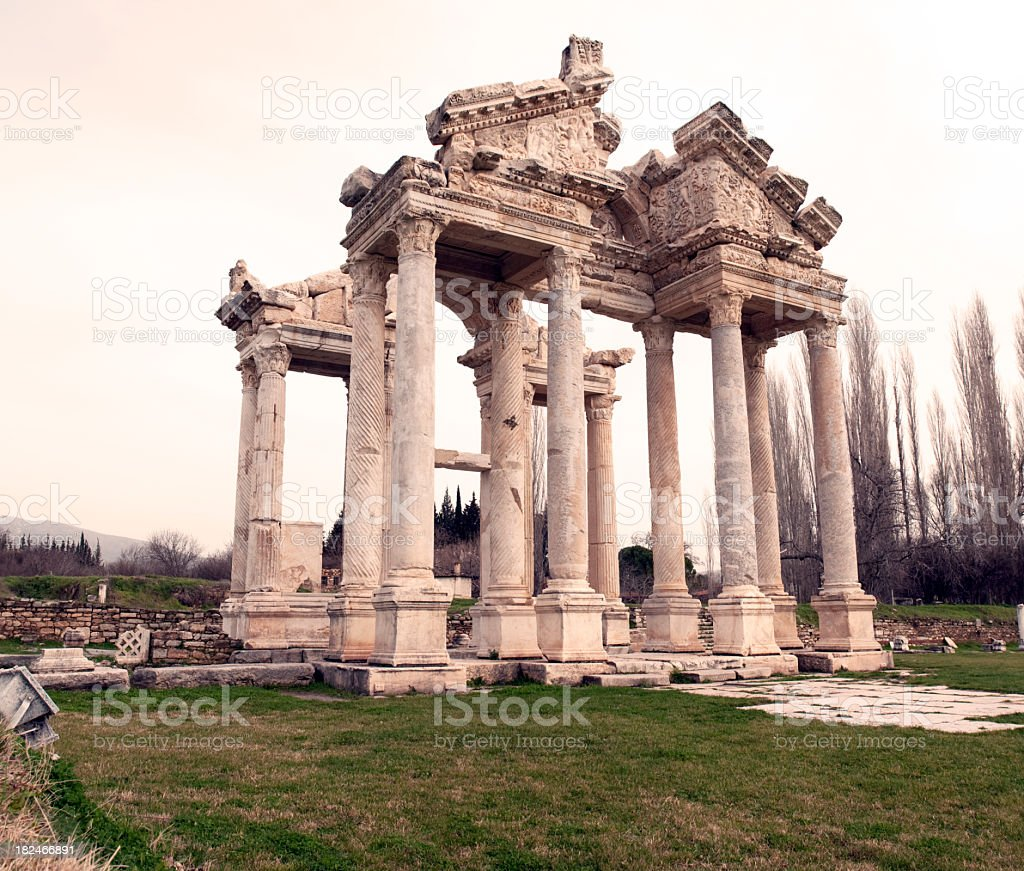 Aphrodisias royalty-free stock photo