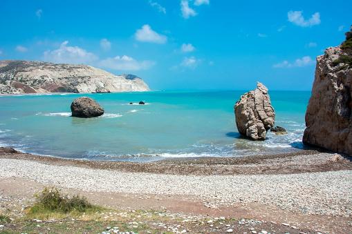 istock Aphrodite birthplace, Phaphos, Cyprus 993071626