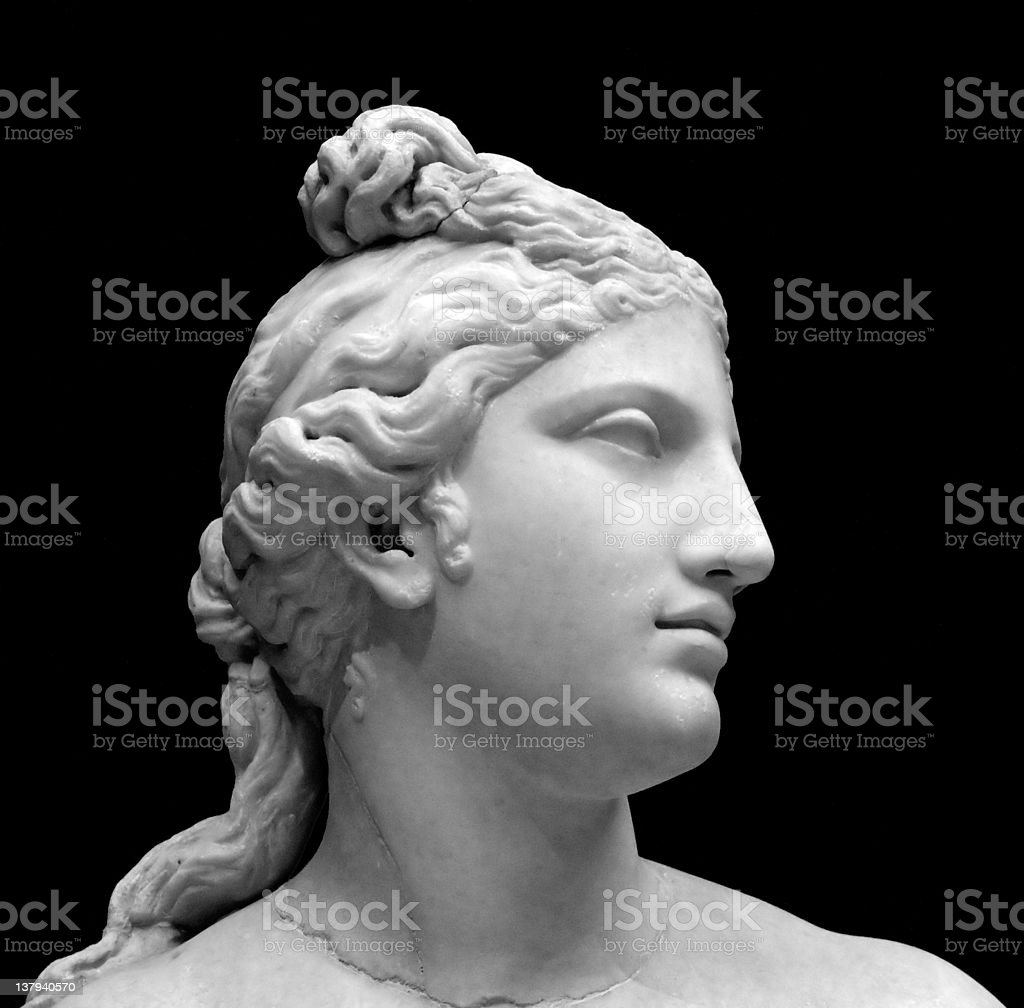 Aphrodite stock photo