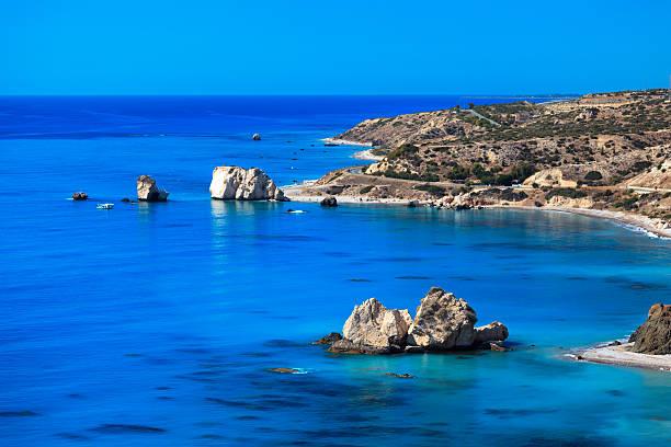 Aphrodite's Rocks – Zypern – Foto