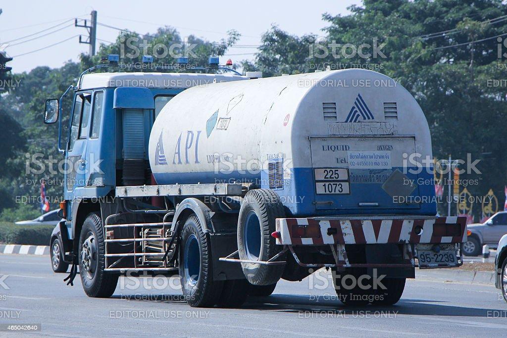 Api Oxygen Truck Stock Photo - Download Image Now - iStock
