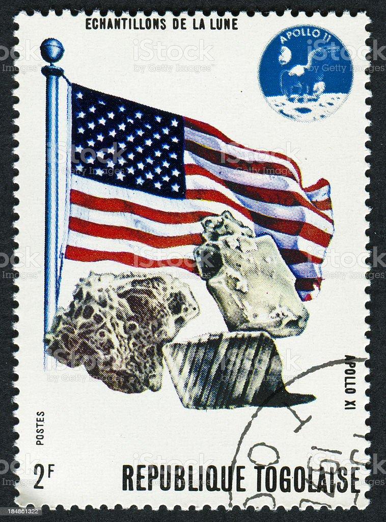 Apollo 11 Mission stock photo