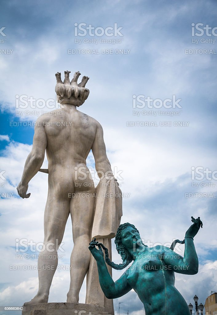 Apollo Faces Place Massena - Photo