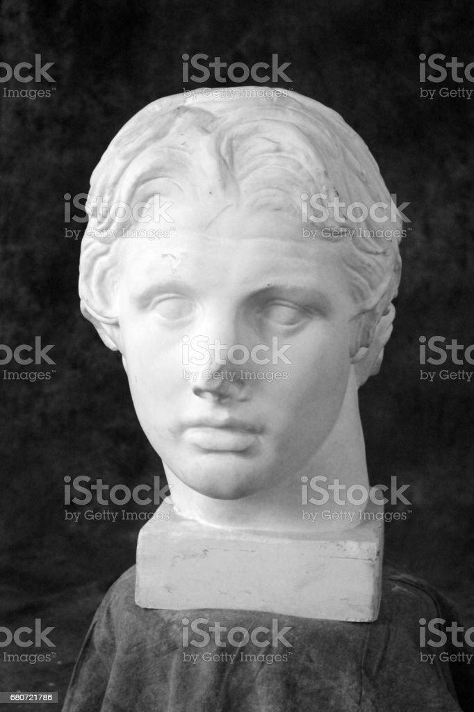Tête d'Apollon Statue - Photo
