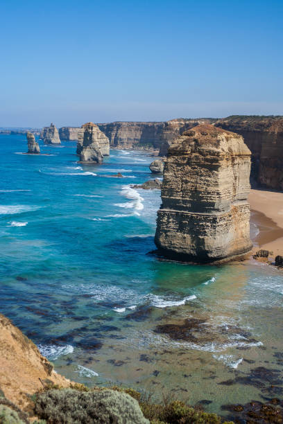 12 apostles - janet k scott stock pictures, royalty-free photos & images