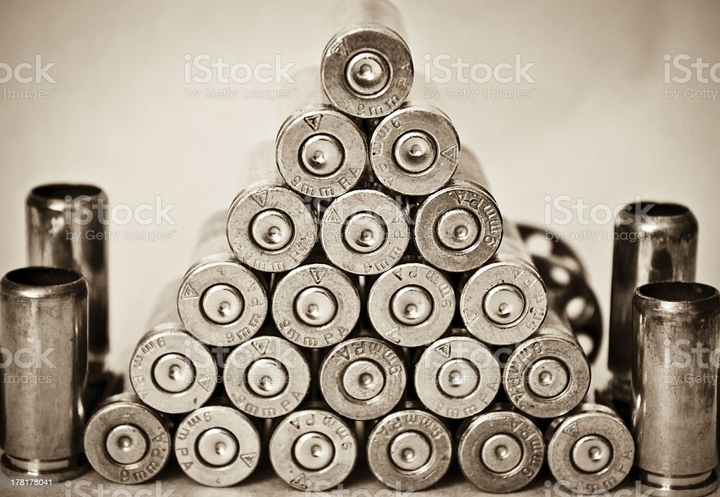 Apotheosis of war stock photo