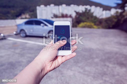 501071464 istock photo App connects to car 866240078