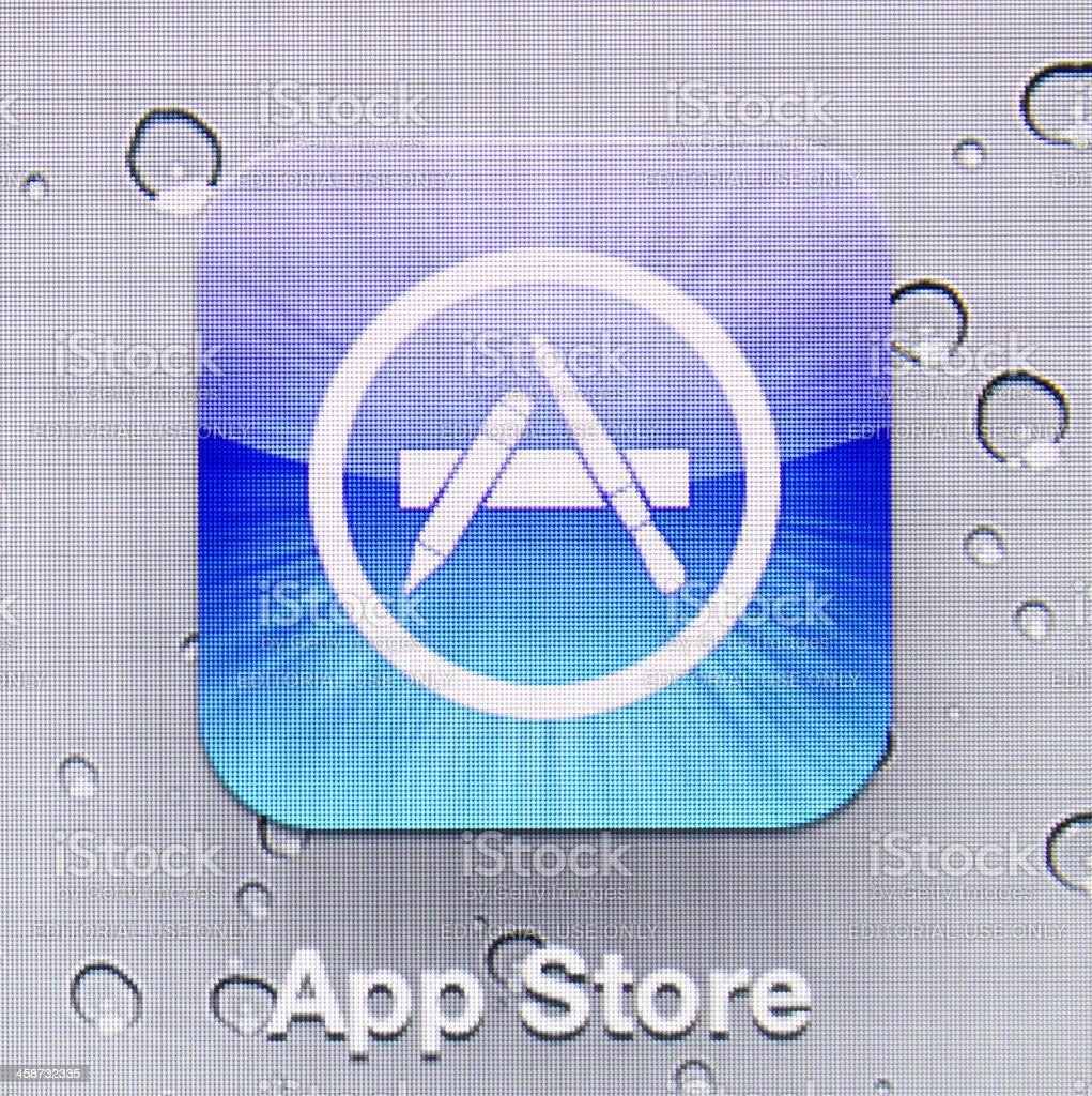 App Store stock photo