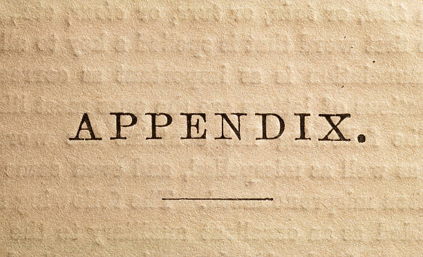 Appendix Vermiformis - Bilder und Stockfotos - iStock