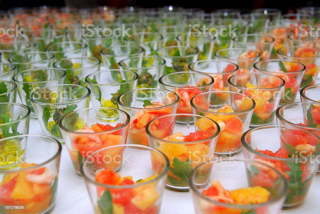 appetiser more food in portfolio same series royalty-free stock photo