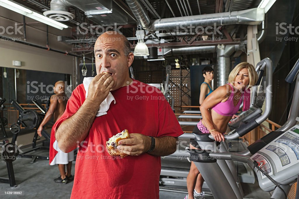 Appetite For Fitness stock photo
