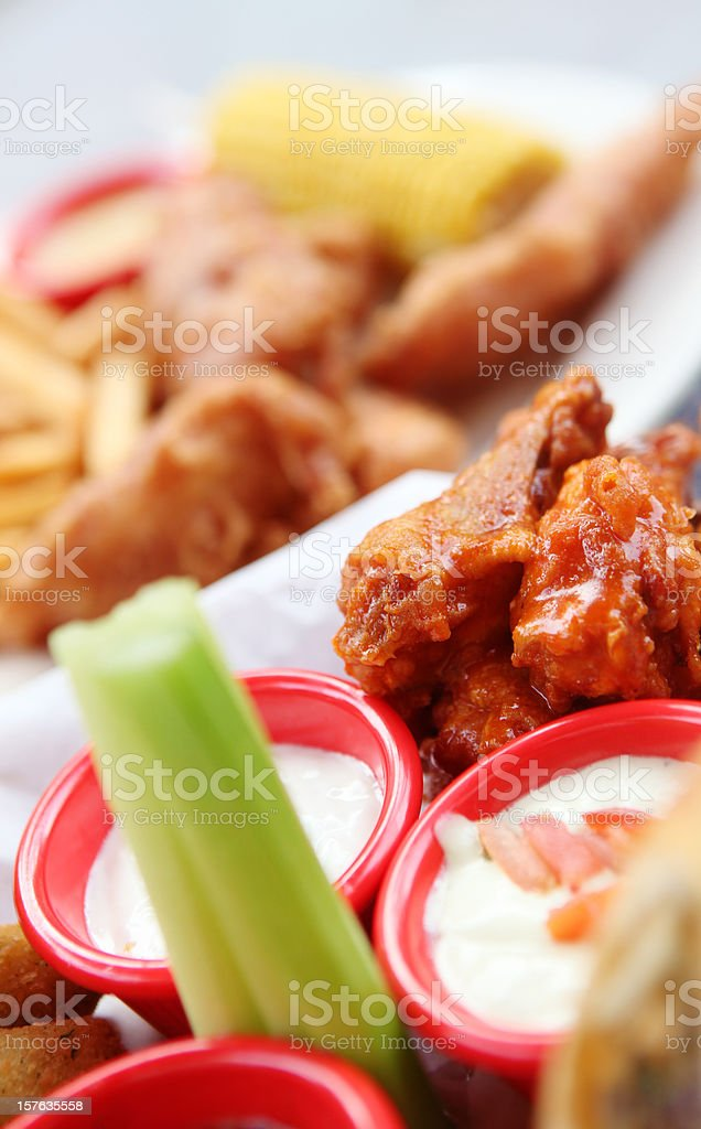 appetizer dish royalty-free stock photo