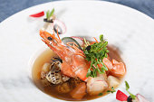 appetizer  &  shrimp