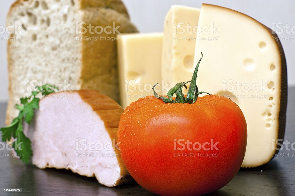 Appetizing food - Royalty-free Appetizer Stock Photo