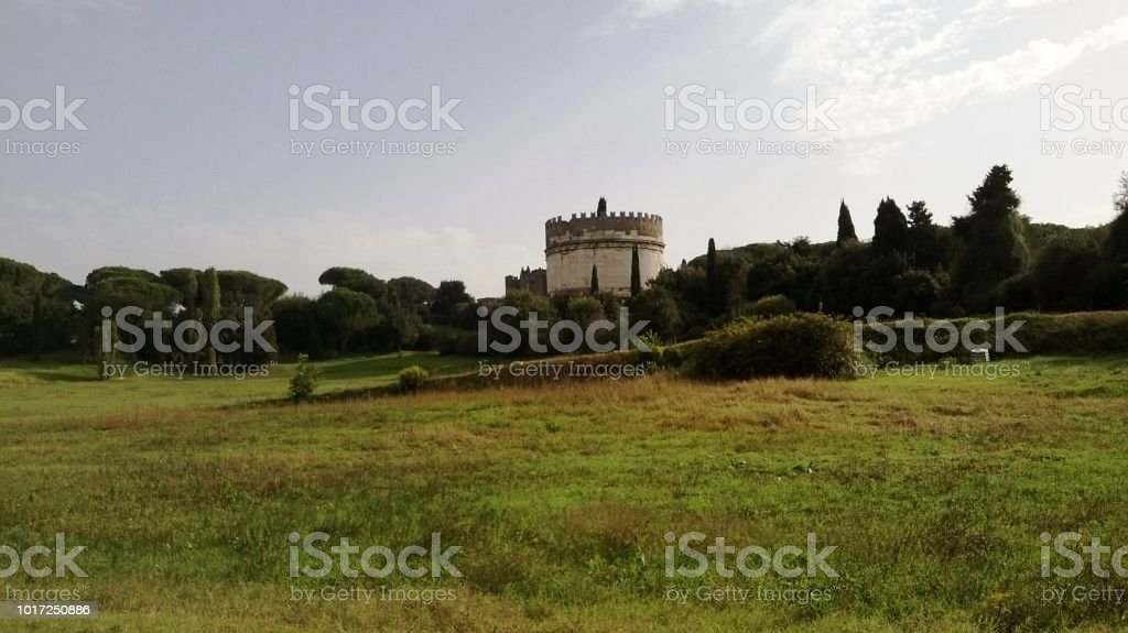 Appia Antica 2 - foto stock