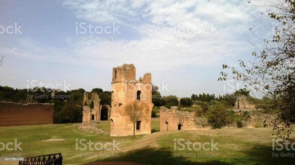Appia Antica 3 - foto stock