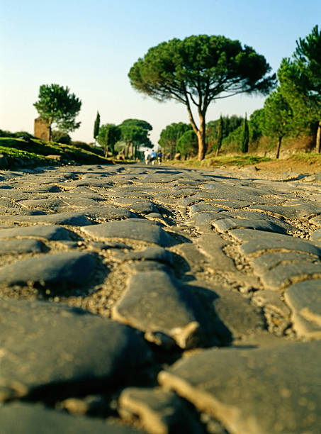 a history of the appian way known as the queen of roads in ancient rome Check out this travel guide to discover the some of the best ancient ruins in rome history through these ancient ruins in rome appian way, queen of roads.
