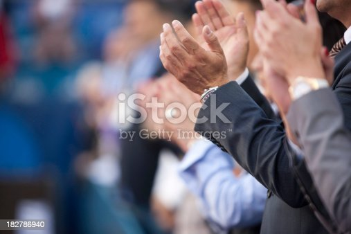 istock Applauding 182786940