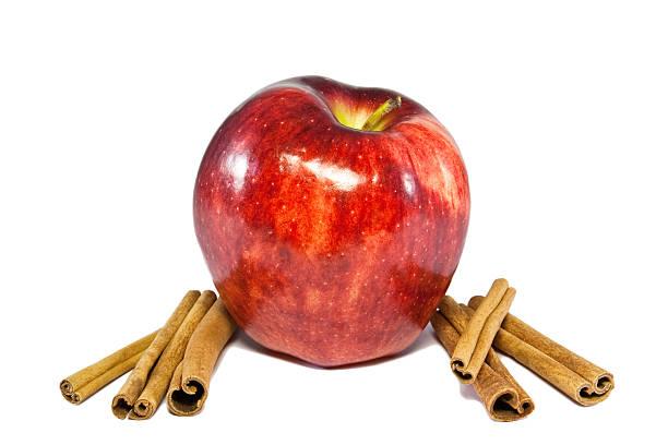 Apfel und Zimt – Foto
