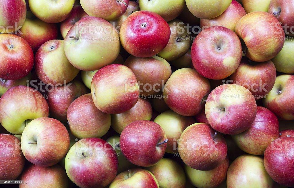 Apple Hintergrund – Foto