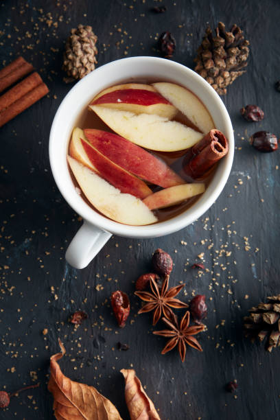 Apple cider Apple cider hot apple cider stock pictures, royalty-free photos & images
