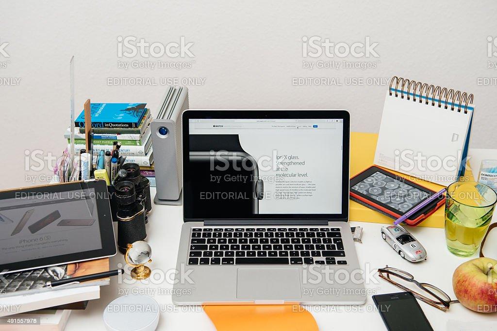 Apple Computers new iPad Pro