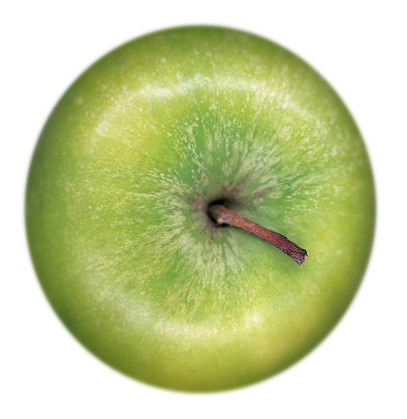 Apple Focus stock photo