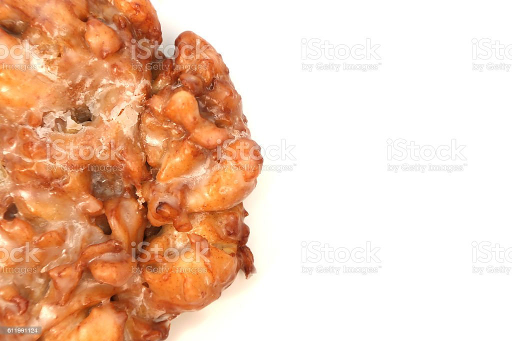 Apple Fritter stock photo