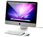 Apple iMac 21.5 Inch Computer with Wireless Keyboard and Mouse