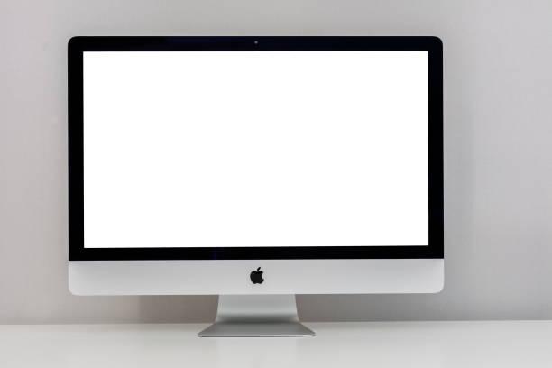 apple imac - apple computers foto e immagini stock