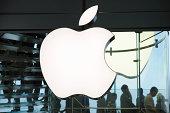 istock Apple Inc logo 458719997