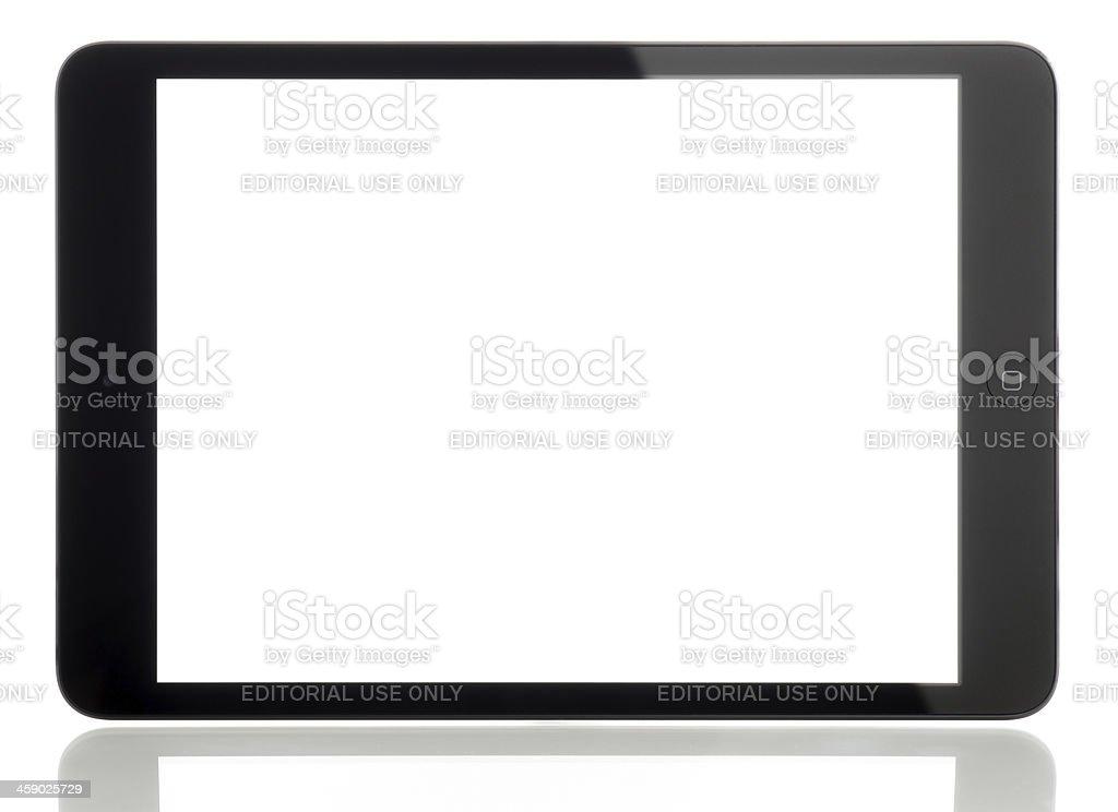 Apple iPad Mini royalty-free stock photo