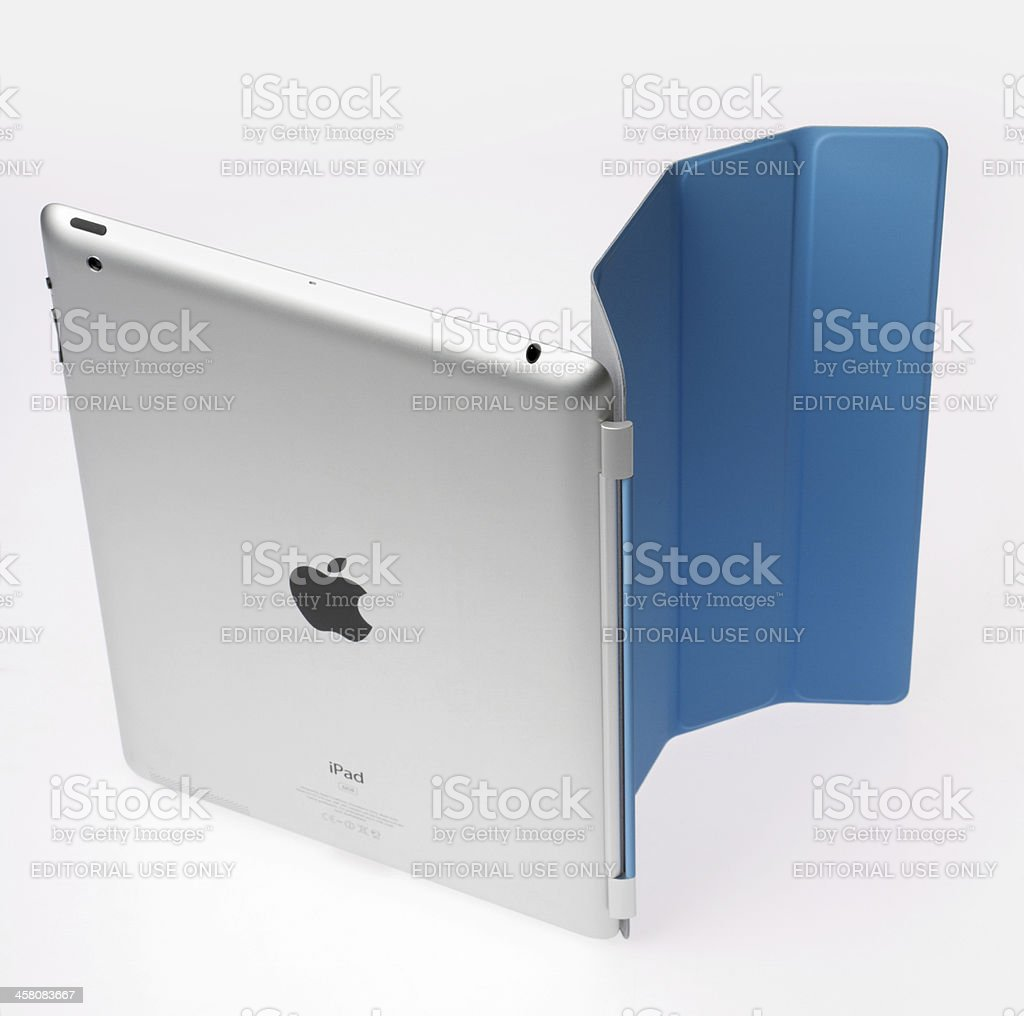 Apple Ipad2 royalty-free stock photo