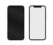 istock Apple iPhone 12 Pro, isolated on white background 1296404318