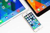 Apple iPhone 5S and iPad Air