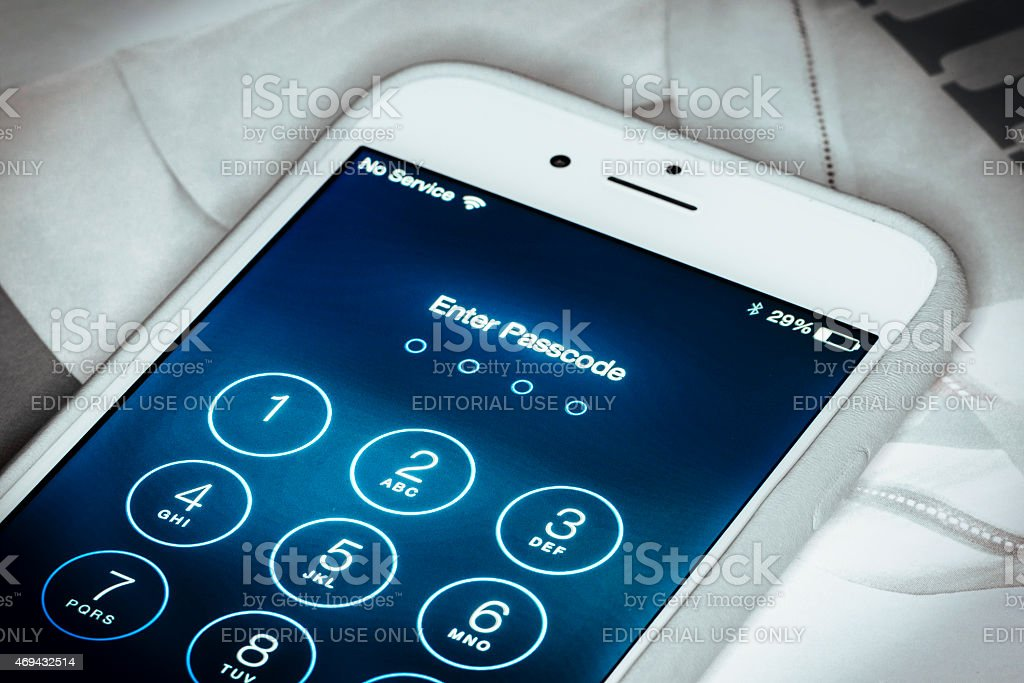 iphone 6 screen password unlock