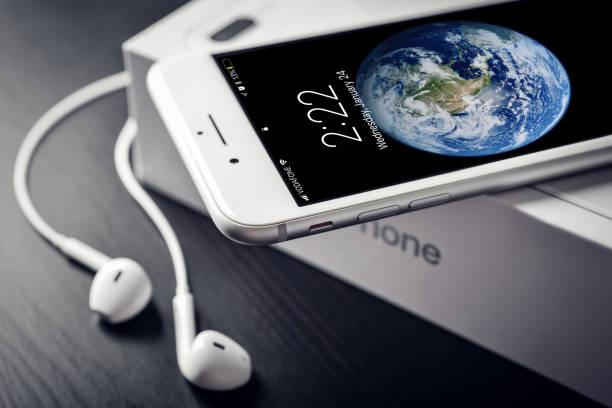 Apple iPhone 8 Plus Silber – Foto