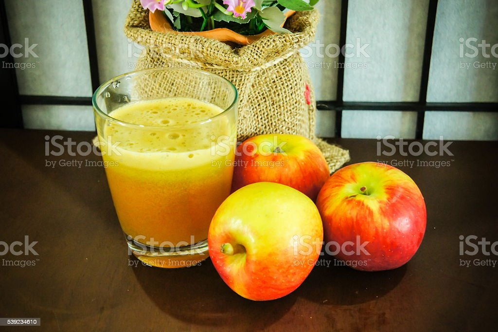 Apple juice royalty-free stock photo