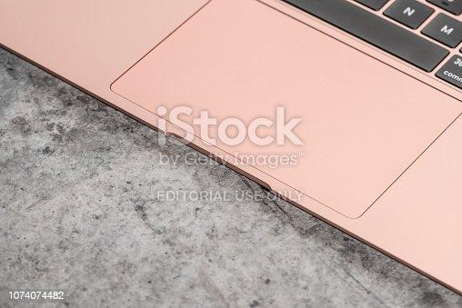 istock Apple Macbook Air 2018 in review 1074074482