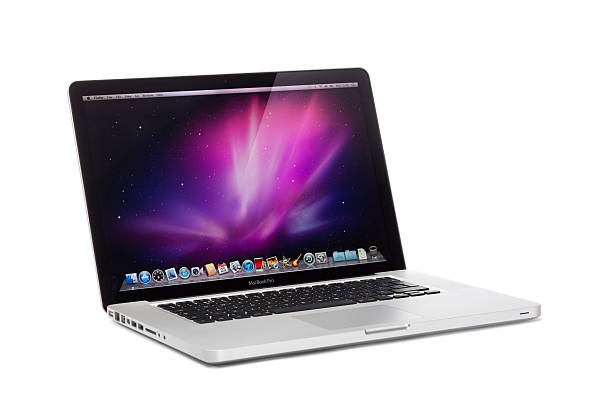 Apple MacBook Pro - foto de stock