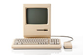 Apple Macintosh Classic Computer