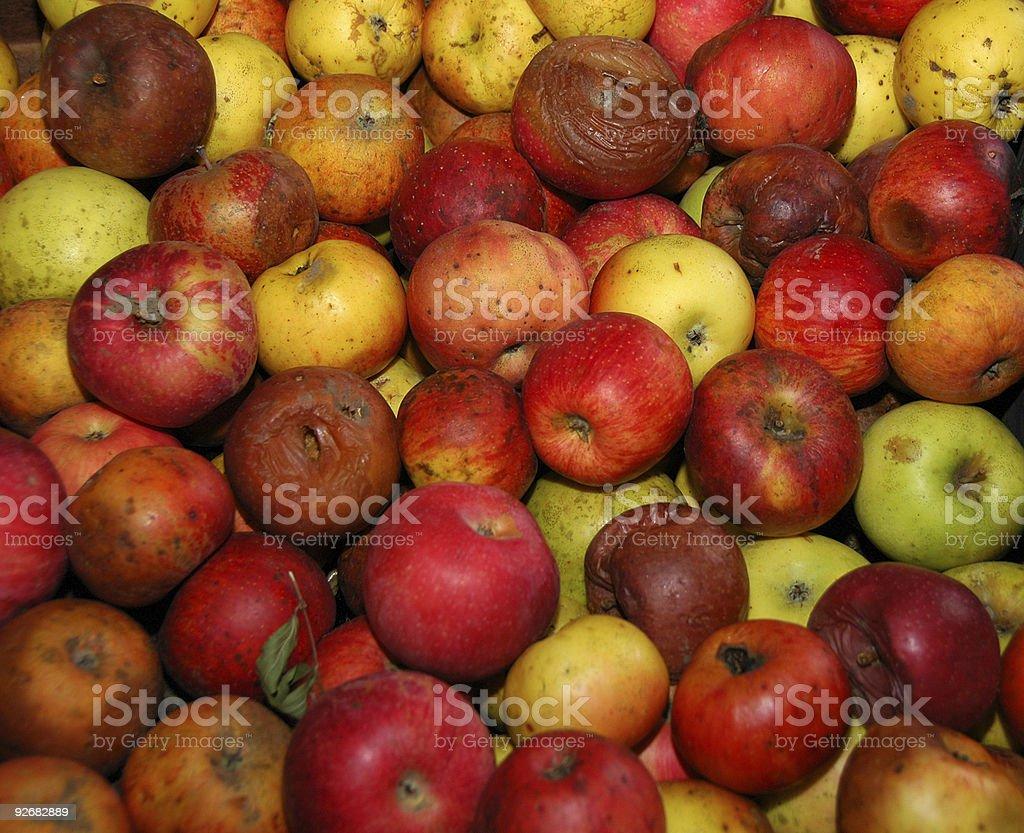 Apple Mix royalty-free stock photo