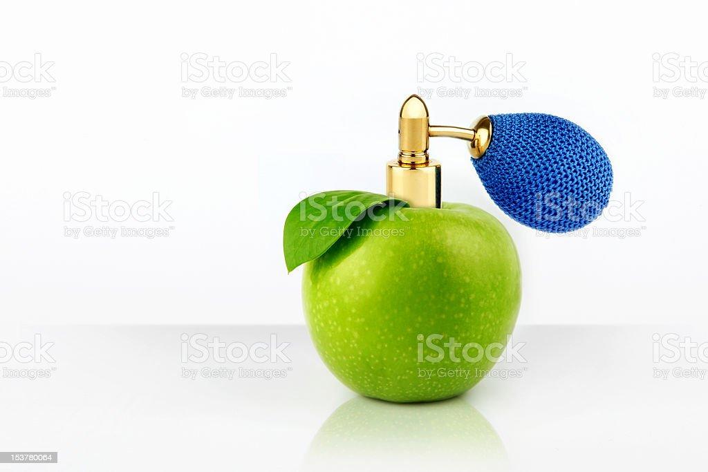 Apple Perfume stock photo